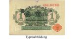 1. Weltkrieg 1914-1918, 1 Mark 12.08.1914, I, Rb. 51c