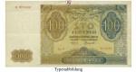 Besatzungsausgaben des 2. Weltkrieges 1939-1945, Generalgouvernement Polen, 100 Zloty 01.08.1941, III, Rb. 583