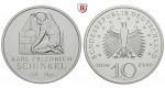 Bundesrepublik Deutschland, 10 Euro 2006, Schinkel, F, bfr., J. 521
