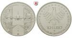 Bundesrepublik Deutschland, 10 Euro 2009, D, bfr., J. 544