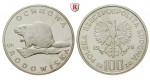 Polen, Volksrepublik, 100 Zlotych 1978, PP