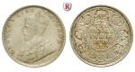 Indien, Britisch-Indien, George V., 2 Annas 1916, f.st