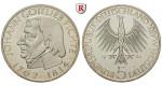 Bundesrepublik Deutschland, 5 DM 1964, Fichte, Die Ersten Fünf, J, vz-st, J. 393