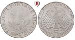 Bundesrepublik Deutschland, 5 DM 1969, Fontane, G, PP, J. 399