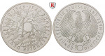 Bundesrepublik Deutschland, 10 DM 1989, 40 Jahre BRD, G, bfr., J. 446