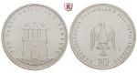 Bundesrepublik Deutschland, 10 DM 1989, Hamburger Hafen, J, PP, J. 448