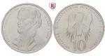 Bundesrepublik Deutschland, 10 DM 1997, Melanchthon, ADFGJ komplett, PP, J. 464
