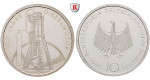 Bundesrepublik Deutschland, 10 DM 1997, PP, J. 465