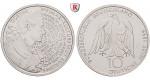 Bundesrepublik Deutschland, 10 DM 1999, PP, J. 473