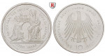 Bundesrepublik Deutschland, 10 DM 2000, PP, J. 475