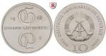 DDR, 10 Mark 1968, Gutenberg, st, J. 1523
