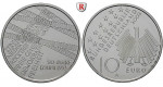 Bundesrepublik Deutschland, 10 Euro 2003, Volksaufstand 17. Juni 1953, A, PP, J. 500