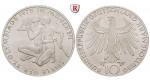 Bundesrepublik Deutschland, 10 DM 1972, Sportler, J, PP, J. 403
