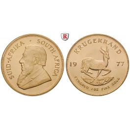 Südafrika, Republik, Krügerrand seit 1967, 31,1 g fein, bfr.