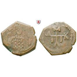 Byzanz, Manuel I. Comnenus, Tetarteron 1143-1180, f.ss