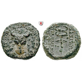 Paphlagonien, Königreich, Pylaimenes II./III., Bronze, ss-vz