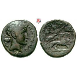 Sizilien, Katane, Bronze nach 212 v.Chr., f.ss