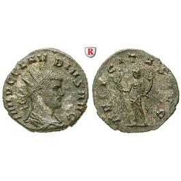 Römische Kaiserzeit, Claudius II. Gothicus, Antoninian 268-270, vz