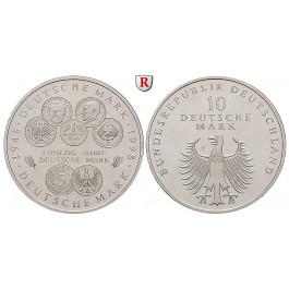 Bundesrepublik Deutschland, 10 DM 1998, PP, J. 469