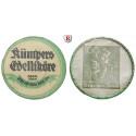 , Westfalen, 100 Pfg. capsule money o.J., xf-unc