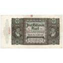 Inflation 1919-1924, 2 Mio Mark 23.07.1923, III, Rb. 89b