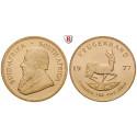 South Africa, Republic, Krugerrand seit 1967, 31.1 g fine, unc