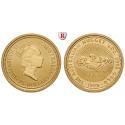 Australia, Elizabeth II., 25 Dollars seit 1989, 7.78 g fine, FDC