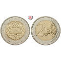 Federal Republic, Commemoratives, 2 Euro 2007, our choice, unc, J. 528