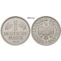 Federal Republic, Standard currency, 1 DM 1972, J, FDC, J. 385