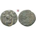 Urtukids of Maridin, Husam al-Din Yuluk Arslan, Dirham 1195, fine