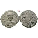 Urtukids of Maridin, Husam al-Din Yuluk Arslan, Dirham 1187-1191, nearly vf