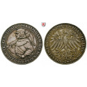 Shooting medals, Austria, Silver medal 1885, good EF