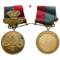 Shooting medals, Germany, Silver medal o.J., xf