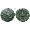 Macedonia, Kingdom of Macedonia, anonymous coins, Bronze 4.-3. cent. BC, vf