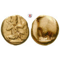 Persian Imperial Coinage, Daric 5. cent. BC, good vf