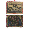 Emergency Isssues, Special Materials, Bielefeld, 100 Mark 15.7.1921, I
