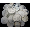 World Coins, Various rulers, Various denominations, 450.0 g fine