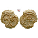 Byzantium, Lead seals, Lead seal 7. cent., nearly vf