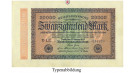Inflation 1919-1924, 20000 Mark 20.02.1923, I-, Rb. 84e