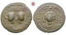 Urtukiden von Maridin, Najm al-Din Alpi, Dirham 1161-1172, s