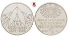 Bundesrepublik Deutschland, 5 DM 1979, Otto Hahn, G, PP, J. 426
