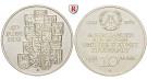 DDR, 10 Mark 1989, 40 Jahre DDR, st, J. 1630