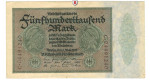 Inflation 1919-1924, 500000 Mark 01.05.1923, II, Rb. 87b