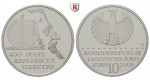Bundesrepublik Deutschland, 10 Euro 2009, Keplersche Gesetze, F, PP, J. 543