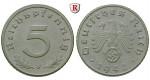 Drittes Reich, 5 Reichspfennig 1940, F, st, J. 370