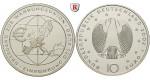 Bundesrepublik Deutschland, 10 Euro 2002, Einführung des Euro, F, PP, J. 490