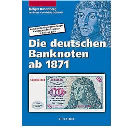 Literatur, Papiergeld, Rosenberg, Holger, Rosenberg, Papiergeld