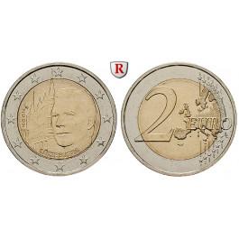 Luxemburg, Henri, 2 Euro 2007, bfr.