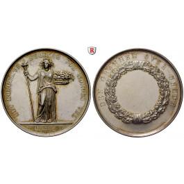 Norwegen, Frederik VI., Silbermedaille 1809, f.st