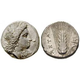 Italien-Lukanien, Metapont, Stater 330-290 v.Chr., vz/vz-st